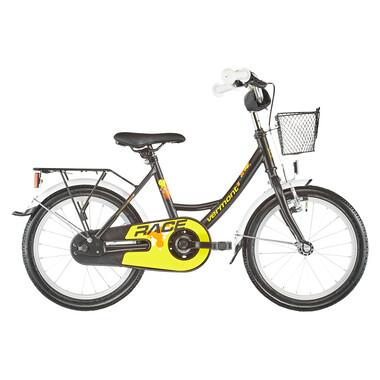 """Vélo Enfant VERMONT RACE 16"""" Noir 2020"""